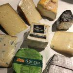 今月の新しいチーズが入荷いたしました