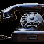 本日固定電話が使えない状況ですが、明日復旧いたします。