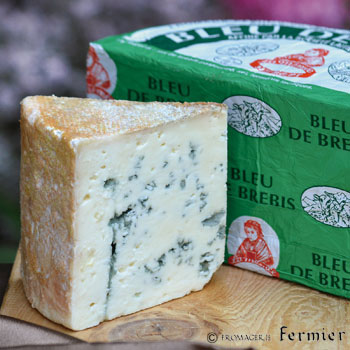 【今月のチーズ】ブルー ド メメー BLEU DE MEMEE