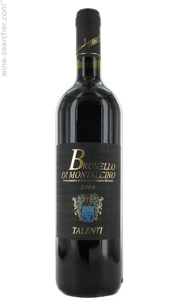 タレンティ ブルネッロ ディ モンタルチーノ TALENTI Brunello di Montalcino