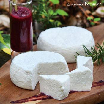 【今月のチーズ】シェーヴル フレ ナチュール CHEVRE FRAIS NATURE
