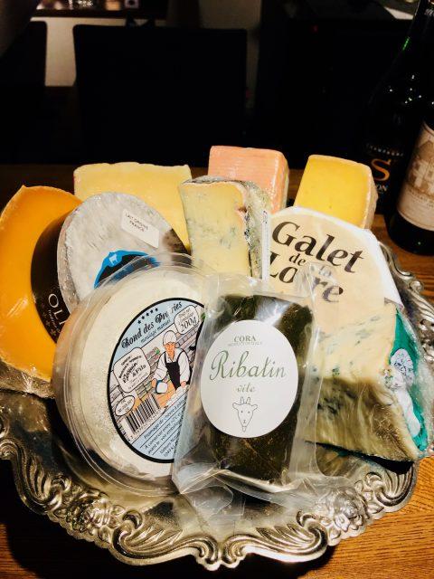 【今月のチーズ】本日入荷いたしました