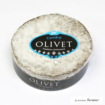【今月のチーズ】オリヴェ サンドレ OLIVET CENDRE