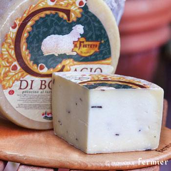 【今月のチーズ】カチョ ディ ボスコ CACIO DI BOSCO