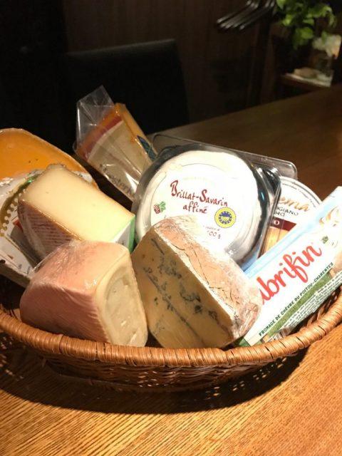 【今月のチーズ】昨日入荷いたしました