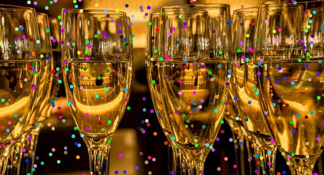 Mes Meilleurs Voeux pour la nouvelle année.