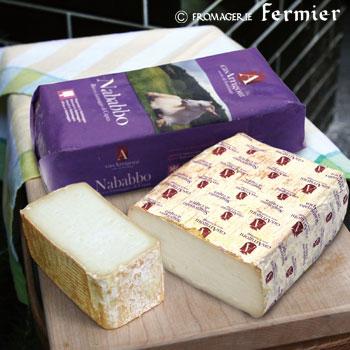 【今月のチーズ】ナバッボ Nababbo