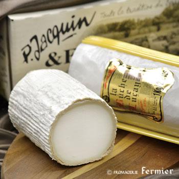 【今月のチーズ】ブッシュ ド ルッセ BUCHE DE LUCAY