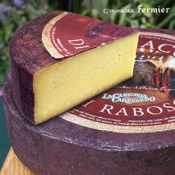 【今月のチーズ】ウブリアーコ ディ ラボーゾ UBRIACO DI RABOSO