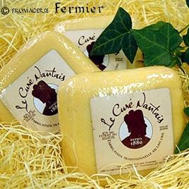【今月のチーズ】キュレ ナンテ CURE NANTAIS