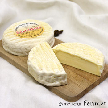 【今月のチーズ】サン フェリシアン SAINT FELICIEN