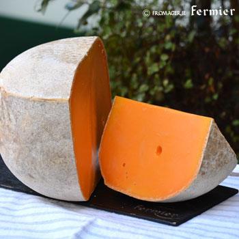 【今月のチーズ】ミモレット ジュンヌ MIMOLETTE JEUNE