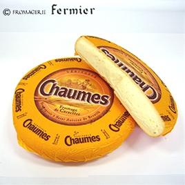 【今月のチーズ】ショーム CHAUMES
