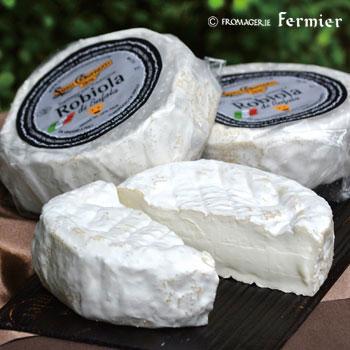 【今月のチーズ】ロビオラ ディ ブーファラ ROBIOLA DI BUFALA
