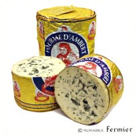 【今月のチーズ】フルム ダンベール FOURME D'AMBERT