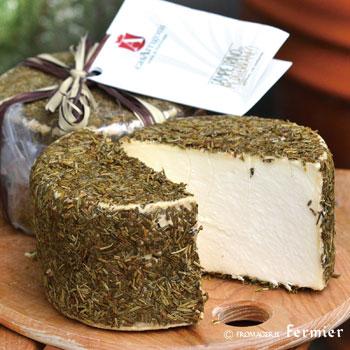 【今月のチーズ】ロッコロ ローズマリーノ SAMPIETRINO DEL MEDITERRANEO