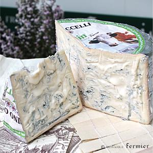 【今月のチーズ】ヴェリツィン ディ ヴァッカ VERZIN