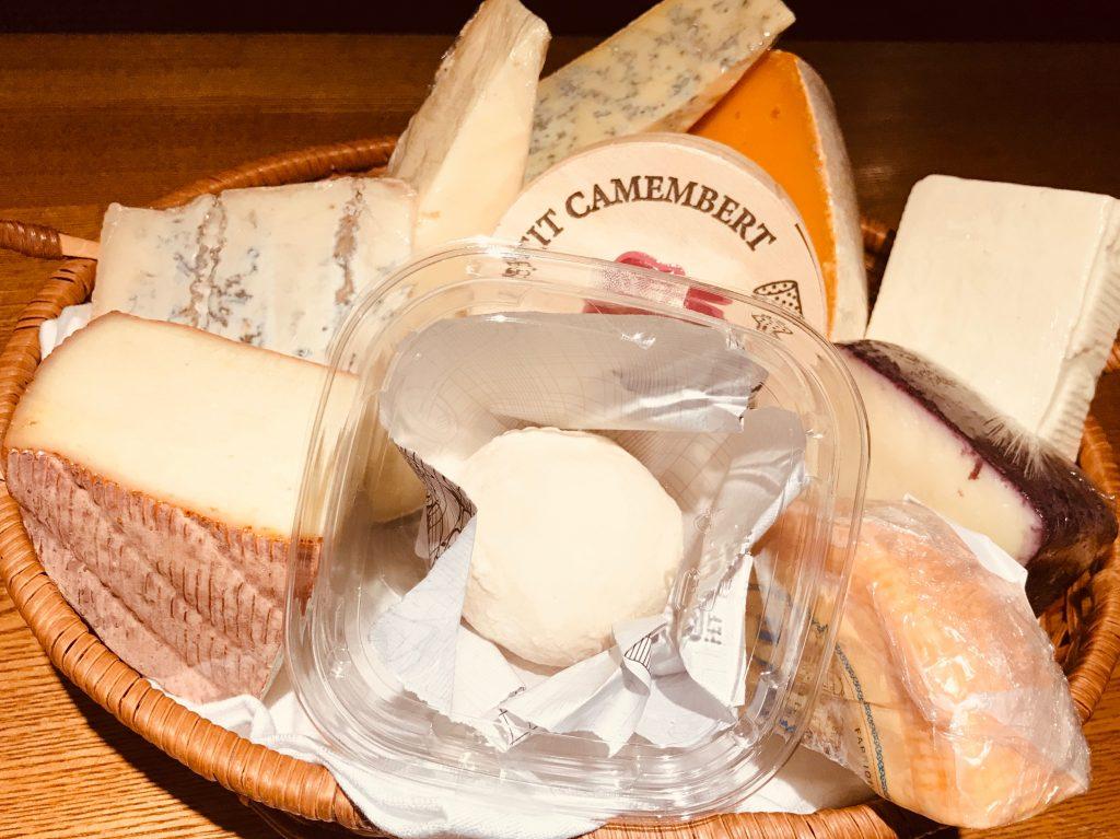 新しいチーズが入荷いたしました