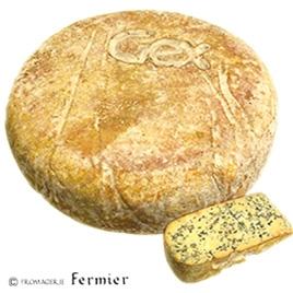 【今月のチーズ】ブルー ド ジェックス BLEU DE GEX