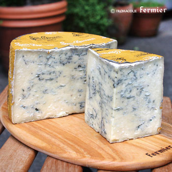 【今月のチーズ】ブル ディ ランツォ BLU DI LANZO