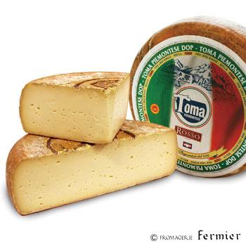 【今月のチーズ】トーマ ピエモンテーゼ TOMA PIEMONTESE