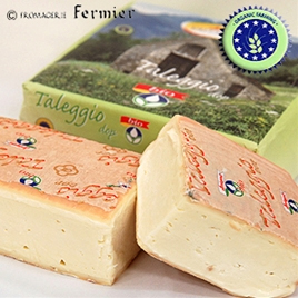 【今月のチーズ】タレッジョ (BIO) TALEGGIO ORGANIC