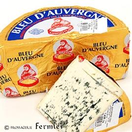 【今月のチーズ】ブルー ドーヴェルニュ BLEU D'AUVERGNE