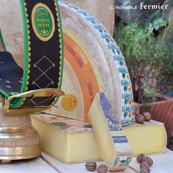 【今月のチーズ】コンテ ド モンターニュ COMTE DE MONTAGNE 12MOIS