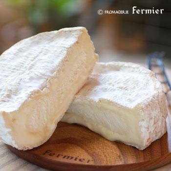 【今月のチーズ】クロミエ COULOMMIERS LAIT CRU'DONGE'