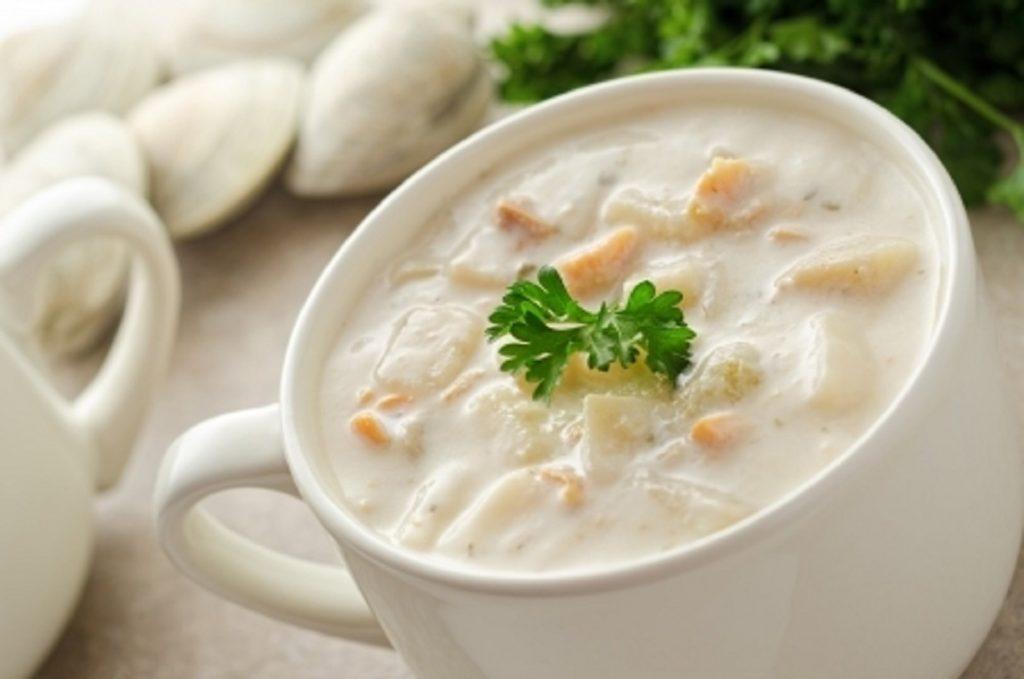 温かいスープをご用意致しております