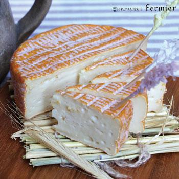 【今月のチーズ】グラン カルヴァ Grain d'Orge affine au Calvados