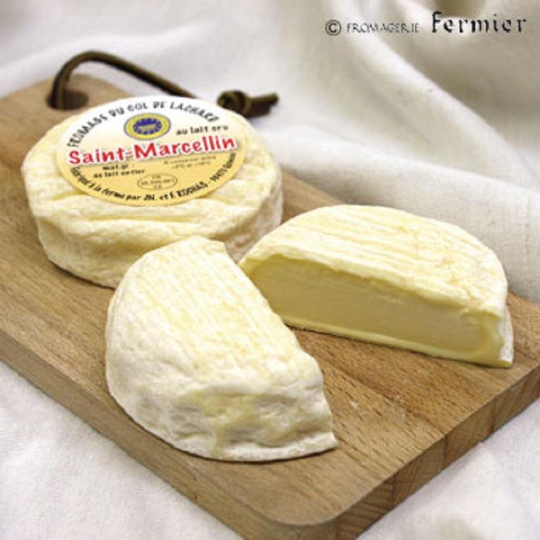 【今月のチーズ】サン マルスラン SAINT MARCELLIN