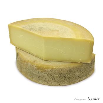 【今月のチーズ】モンターズィオ スタジオナート MONTASIO STAGIONATO
