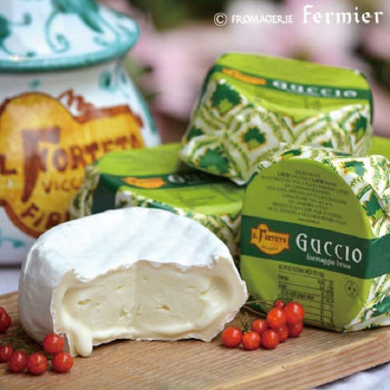 【今月のチーズ】グッチョ GUCCIO