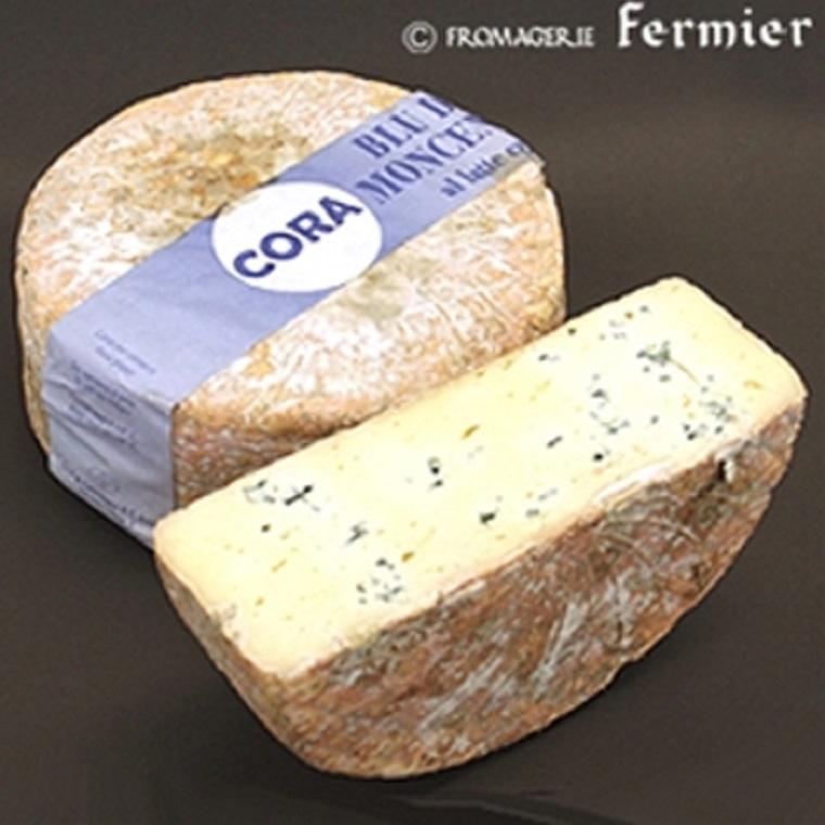 【今月のチーズ】ブル デル モンチェニッジオ BLU DEL MONCENISIO