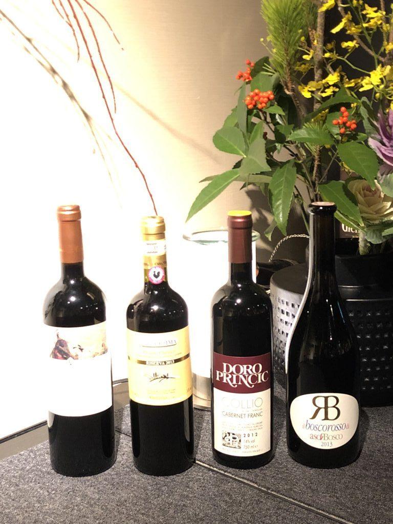イタリアワイン多数入荷